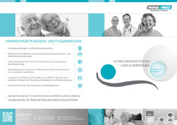 PANA-MED Produktflyer Health Care